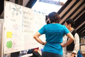 Ensemble pour la sante_Samen voor gezondheid